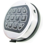 Hamilton Safecracker - Stubb Safe & Vault - LaGard Electronic Safe Locks